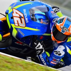 2017 Alex Rins Test Sepang z
