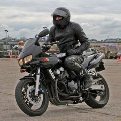 Yamaha FZS 600 Fazer Michal Brzozowski  z