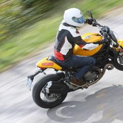 Ducati Monster 821 model 2018 - co nowego?
