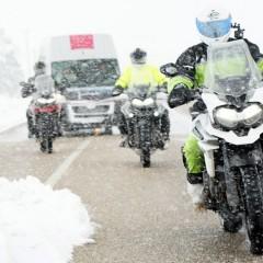 jak jezdzic w zimne dni z