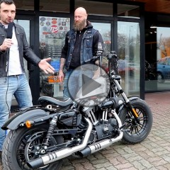 Harley Davidson Custom z