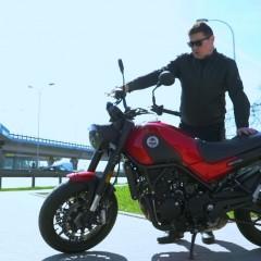 Benelli Leoncino - 500 ccm od Włochów za 21 990 zł