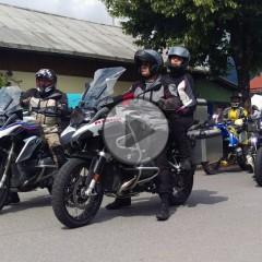 przyjazd do garmisch motocykle bmw z