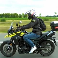 Suzuki V-Strom 250 - test motocykla