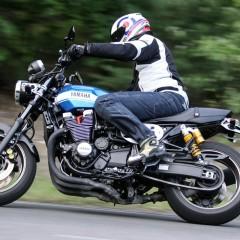 zakret Yamaha XJR 1300 Scigacz pl z