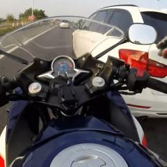 1 wymuszenie pierwszenstwa na motocykliscie z