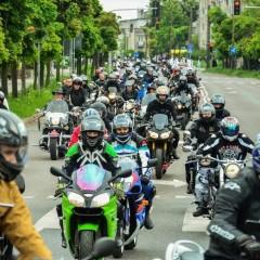 Motocyklisci zlot z