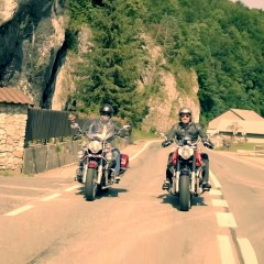Moto Guzzi California vs Eldorado z