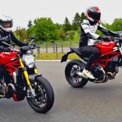 Ducati Monster 797 vs Monster 1200 8 z