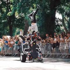 One Trick Story Leo Stunt z