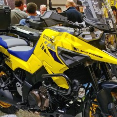 Suzuki V Strom 1050 2020 EICMA z