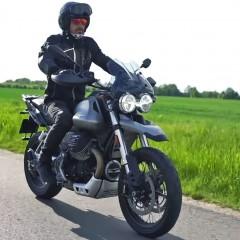 Moto Guzzi V85 TT z