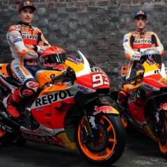 Marc Marquez Pol Esparagaro Repsol Honda MotoGP 2021
