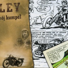 literatura motocyklowa z