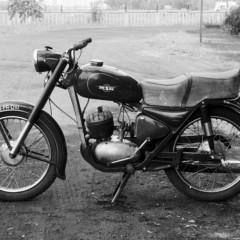 wsk 150 motocykl prl z