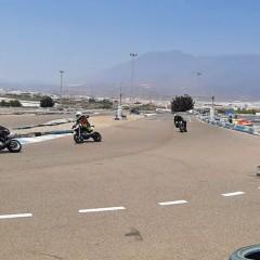 Moto Angeles trening tor z