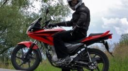 Kupujemy używany motocykl klasy 125!