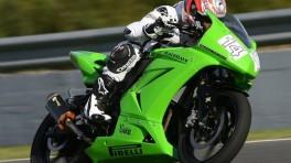 Kawasaki Ninja 250R do ścigania w polskim Moto3 - projekt budżetowy