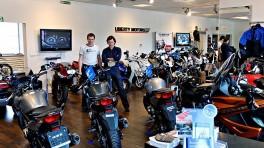 Rynek motocykli i skuterów w pierwszej połowie 2014