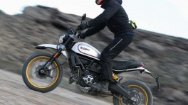 Ducati Scrambler Desert Sled - pustynne sanki