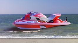 Gdyby Ducati zbudowało skuter... wodny