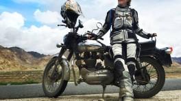 Tylko dla Orlic - pierwsza kobieca motocyklowa wyprawa w Himalaje