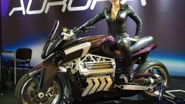 Aurora V8 - 417 KM i 319 Nm w motocyklu