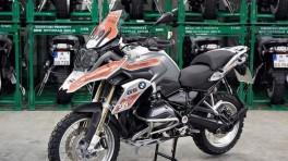 Rekordowe obroty BMW Motorrad w 2015