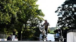 Lampkin z rekordowym okrążeniem TT