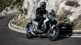 Honda X-ADV 2017 - nadchodzi nowe