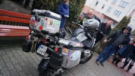 Samotna wyprawa Polaka dookoła świata - RTW Express - szczęśliwie zakończona!