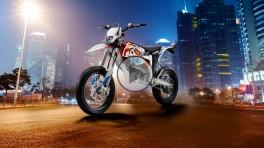 Motocykle elektryczne w Polsce bez prawa rejestracji
