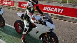 Ducati Supersport S 2017: Sprawdziliśmy jak jeździ po torze