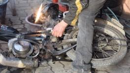 Serwis motocykla: dobry nie jest tani, a tani nie jest dobry