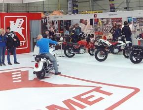 romet 4 ogolnopolska wystawa motocykli i skuterow 2012