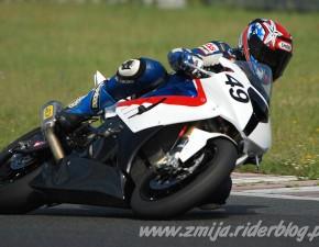 1 BMW Superbike Andrzej Pawelec