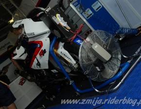 BMW S1000RR chlodzenie