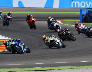 MotoGP Aragon Ecstar Suzuki 29 Andrea Iannone 14 z