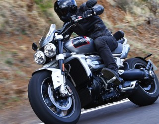 011 triumph rocket 3 test gt z