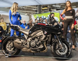Warsaw Motorcycle Show 2019 145 z