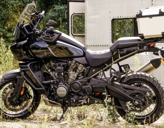 Harley Davidson Pan America 1250 Special poza statyka z