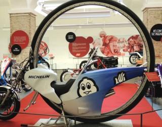 Muzeum motocykli w Barcelonie z