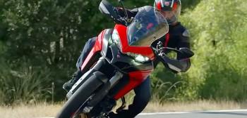 Ducati prezentuje nową Multistradę V2: przyjemność podróżowania każdego dnia