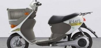 Suzuki e-Let's - elektryczność w modzie