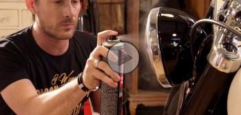 Chemia motocyklowa Motul przywraca blask klasycznym maszynom