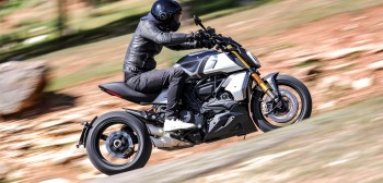 Ducati Diavel 1260 S - diabeł z Bolonii [VIDEO]