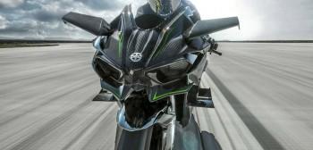 Kawasaki Ninja H2R - sanktuarium mocy