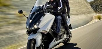 Yamaha T-Max 2012 - nowe szaty króla