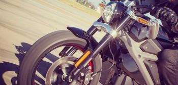 Harley-Davidson LiveWire - pod napięciem
