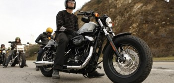 Harley-Davidson Forty Eight - hot rod czy hot dog?